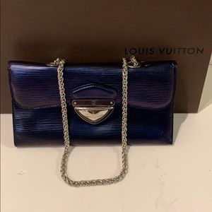 Louis Vuitton Epi Portefeuille Eugeine trifold